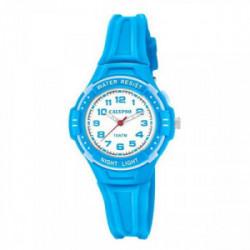 Reloj Calypso correa esfera azul - K6070/3