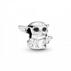 Star Wars The Child sterling silver char