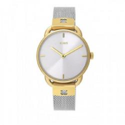 Reloj TOUS esfera plata correa malla - 000351485