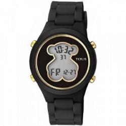 Reloj TOUS digital correa caucho - 000351590