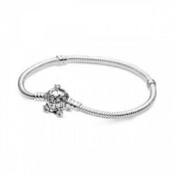 Disney snake chain sterling silver brace - 599190C01-19