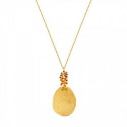 Collar Latón con baño de oro - J3387CO043200