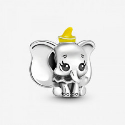 Disney Dumbo sterling silver charm with  - 799392C01