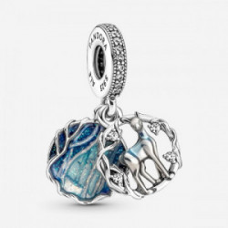 Harry Potter Snapes Patronus sterling si - 790013C01