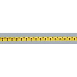 Cadena oro 750 mls (18 K) VNL 45 cm