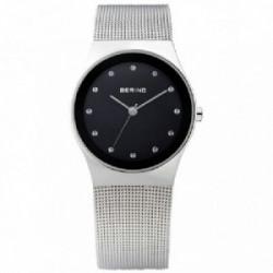 Reloj Bering Señora Esfera Negra - 12927-002