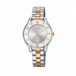 Reloj TOUS brazalete bicolor - 700350240