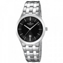 Reloj Candino Señora acero esf negro - C4543/3