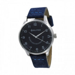 Reloj Correa Piel Cosida - 2W425 AZ