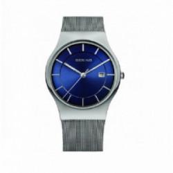 Bering Classic Esfera Azul - 11938-003