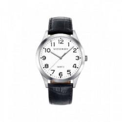 Reloj Viceroy correa piel negra basico - 42233-04