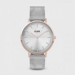 Reloj  C L U S E  La Boheme acero 38 mm - CW0101201006