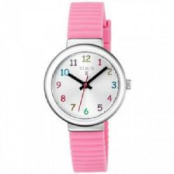 Tous números colores correa chaucho rosa - 800350585