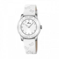 Reloj Lotus Correa Blanca - 18272/1